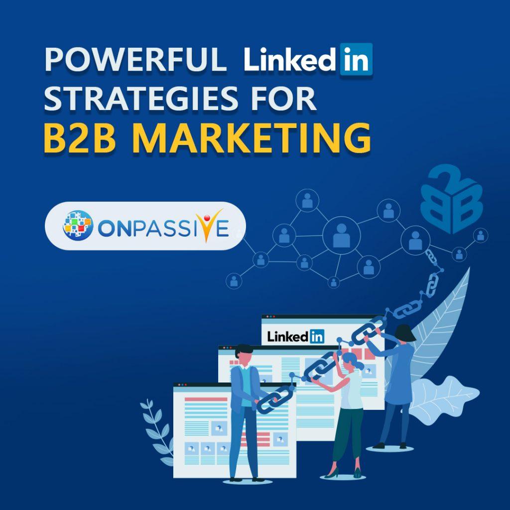 ONPASSIVE Marketing