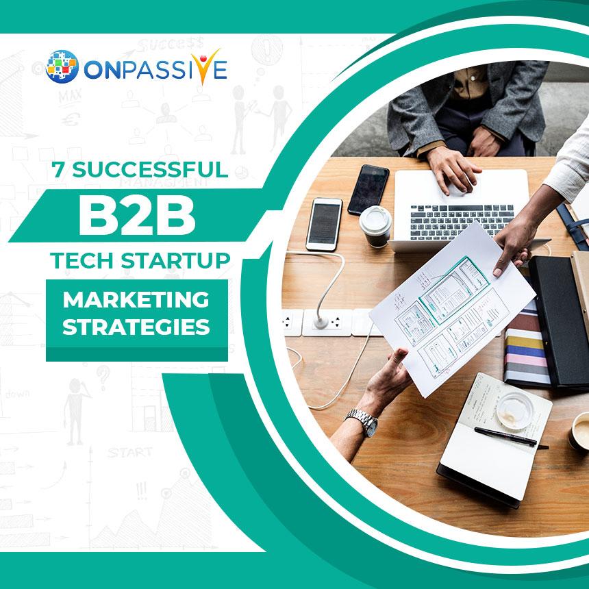B2B startup marketing