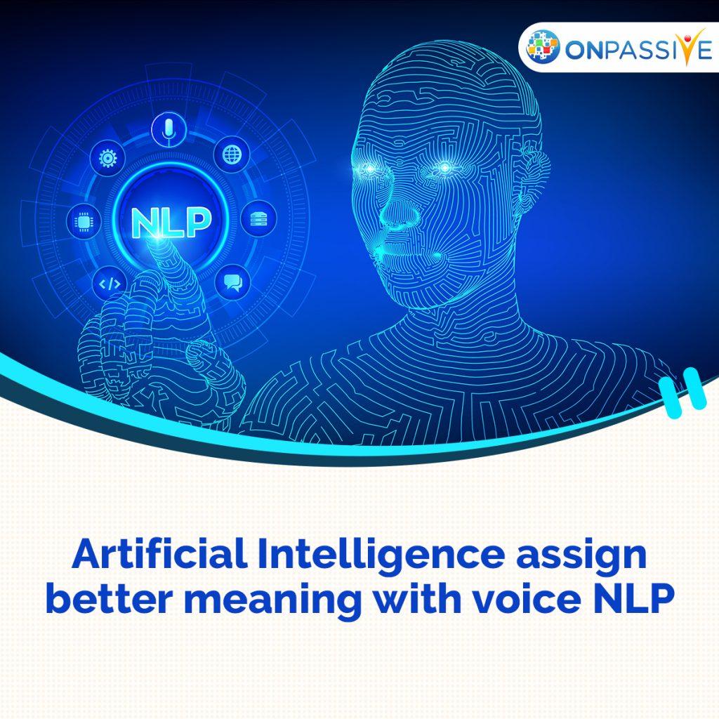 Artificial Intelligence Voice NLP