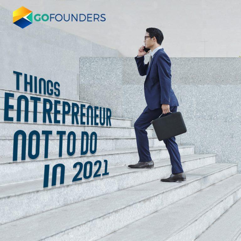 Entrepreneur GoFounders