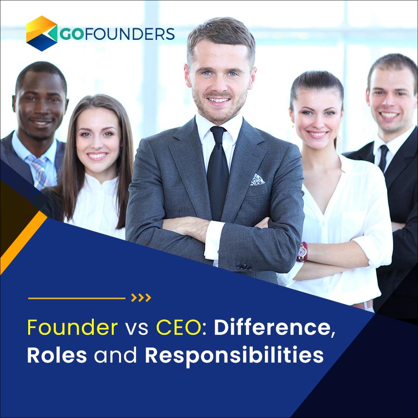 Founder v/s CEO
