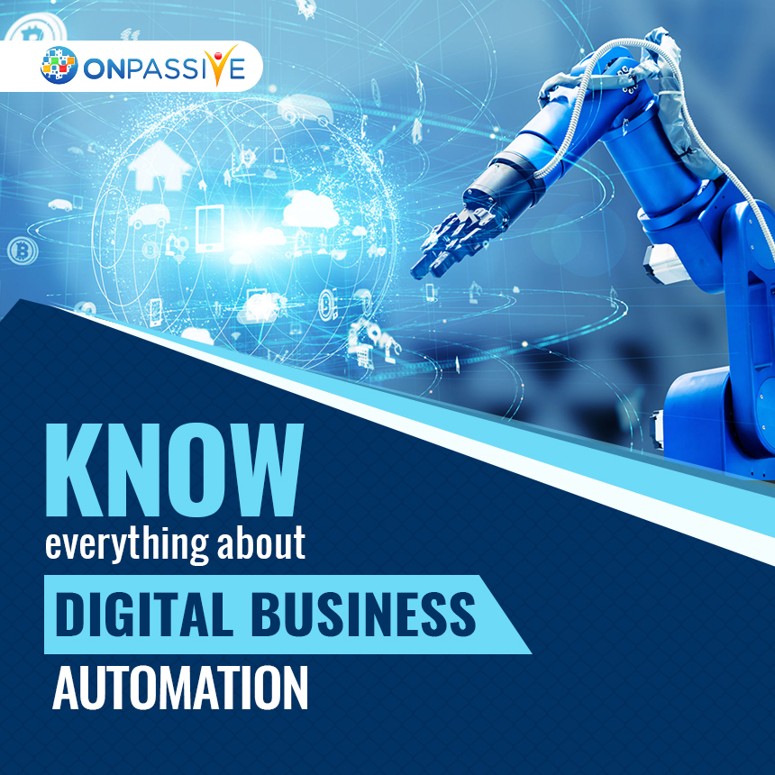 Digital Business Automation