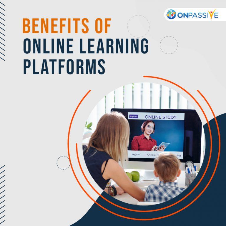 Advantages of Online Learning Platforms