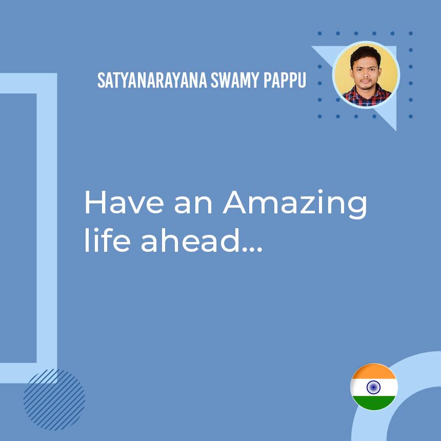 Satyanarayana Swamy Pappu