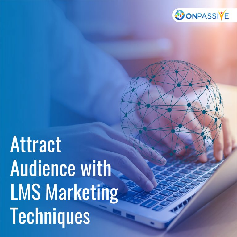 LMS marketing techniques