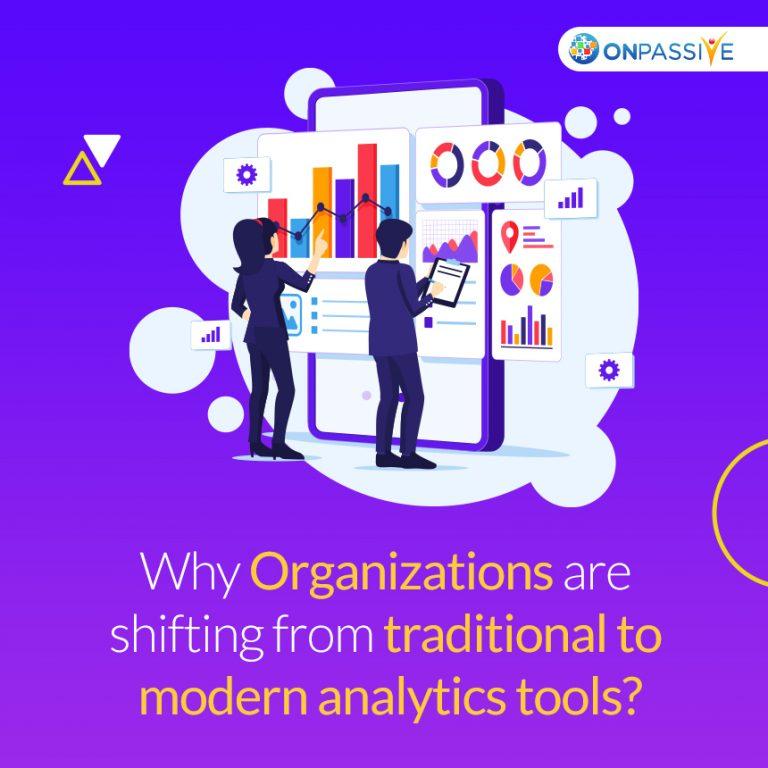Organization analytics tools