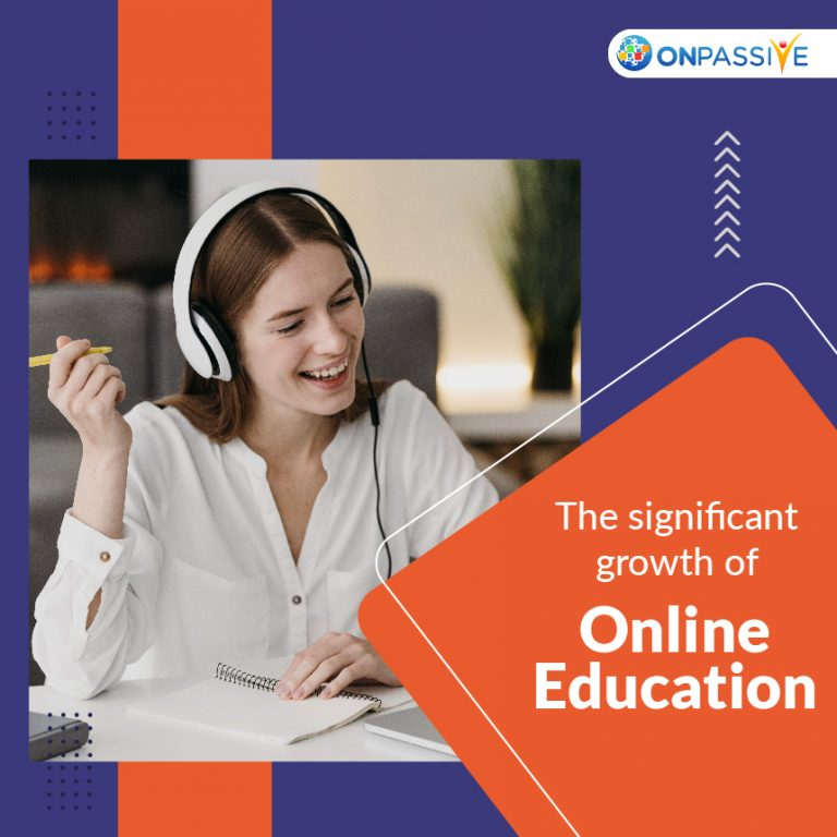 Growth of Online Education Trends 2021