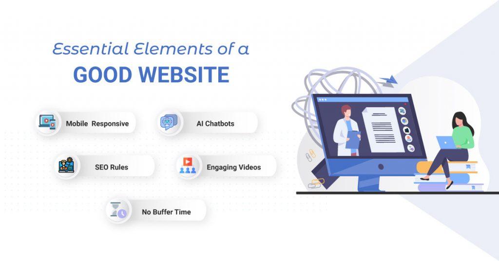 Professional Looking Website