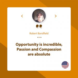 Robert Bandfield – United States
