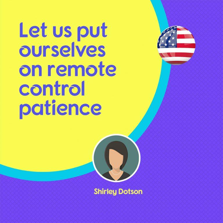 Shirley Dotson – United States