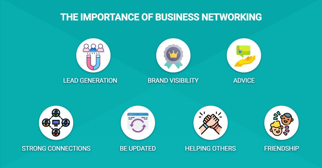 The importance of small business networking