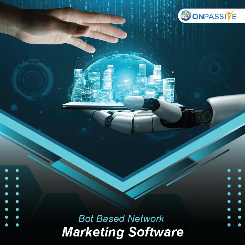 Bot Based Network Marketing