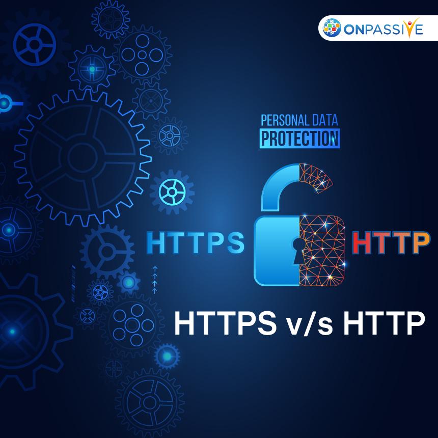 HTTPS v/s HTTP