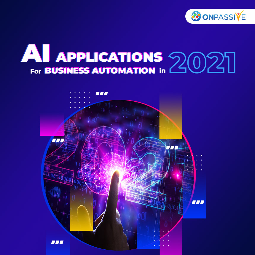 Application of Artificial Intelligence in 2021