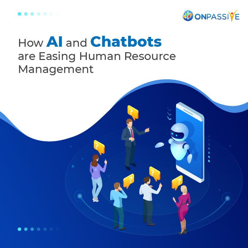 Artificial Intelligence and Smart Chatbots Transforming HR Operations