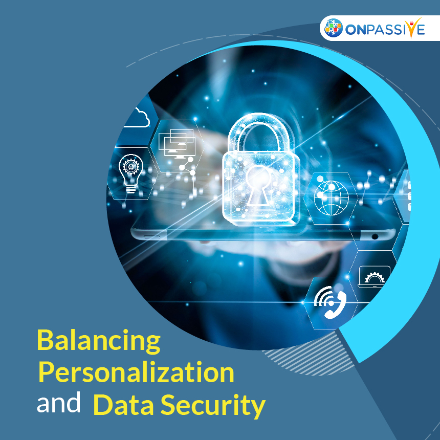 Balance Personalization and Data Security