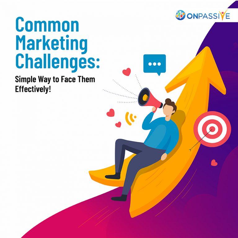 Common Marketing Challenges