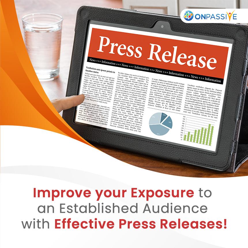 effective press release