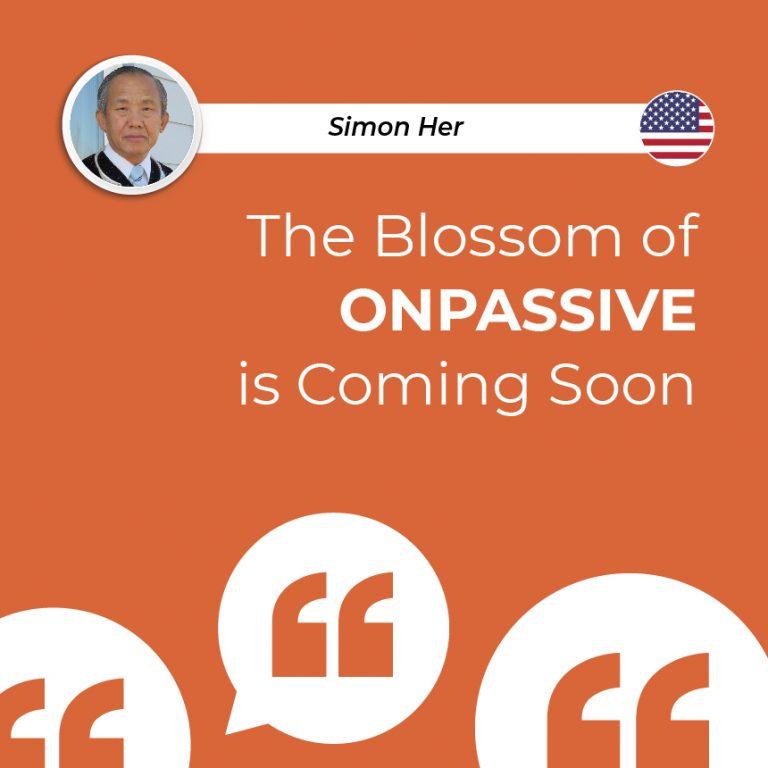 ONPASSIVE Is Coming Soon