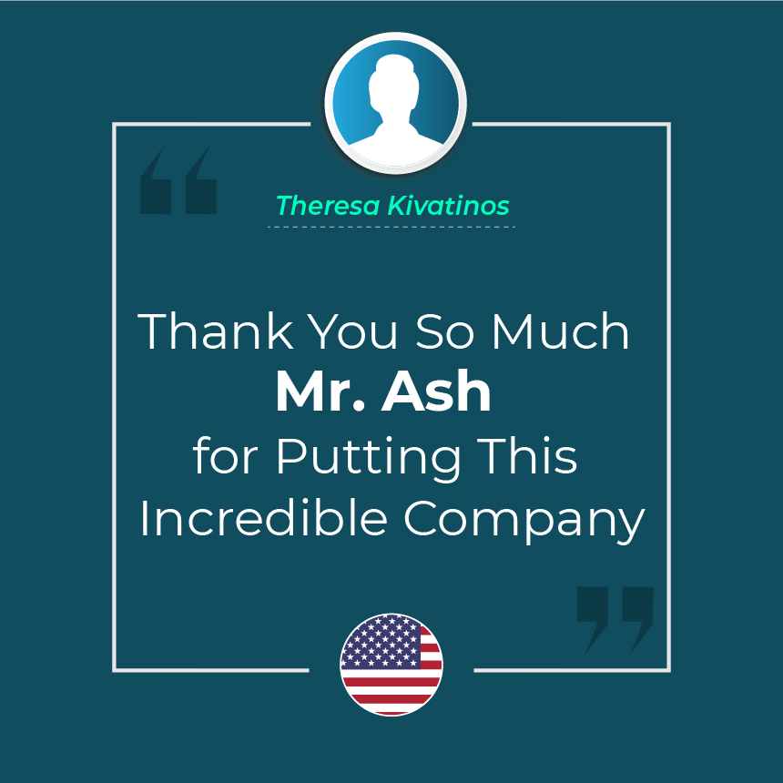 Thank You So Much Mr. Ash