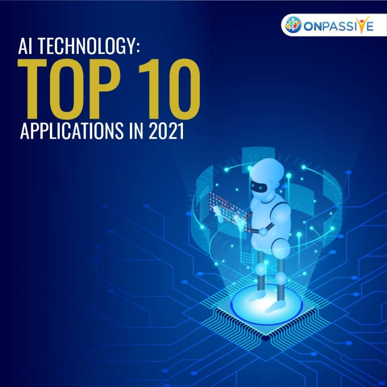 Top 10 AI-powered Products in 2021