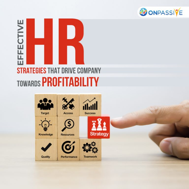 How HR acts as a Profit Booster to an Organization