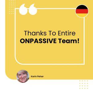 ONPASSIVE Team