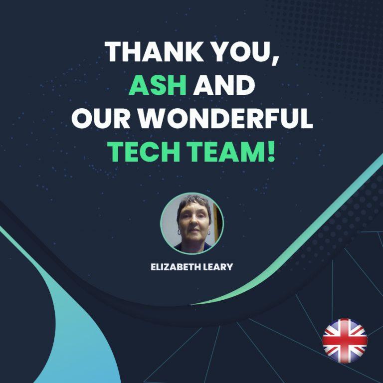 Thanks ash - onpassive