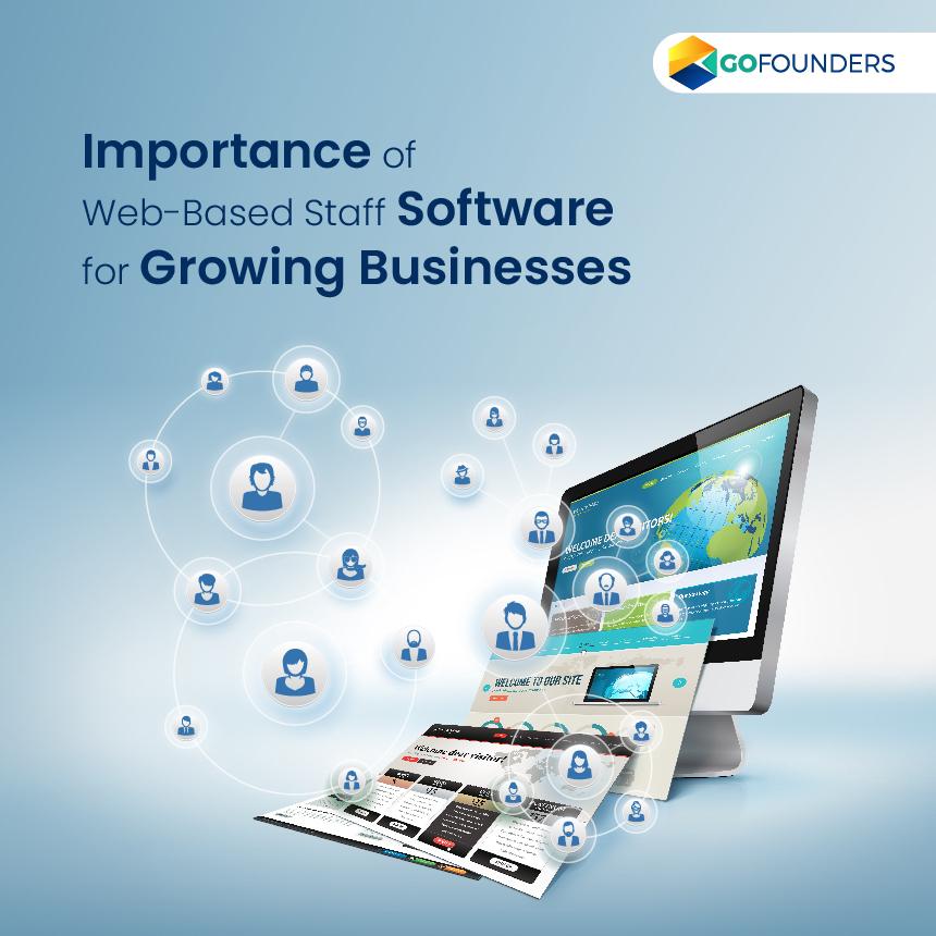 Web-Based Staff Software