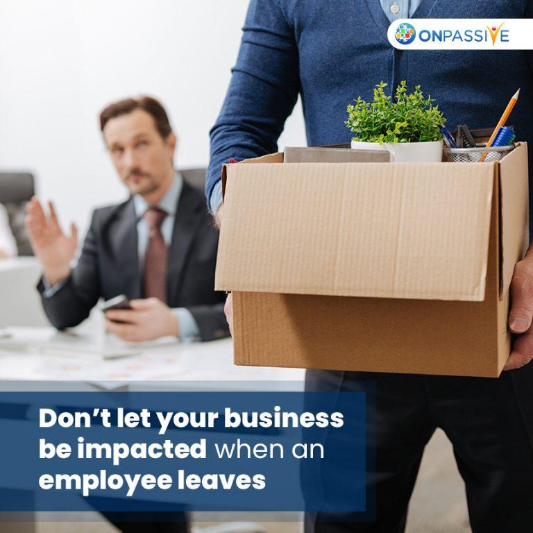 Key Employee Leaves