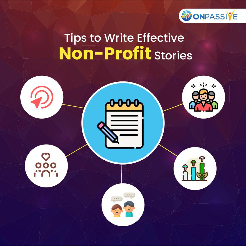 storytelling matter for Nonprofits