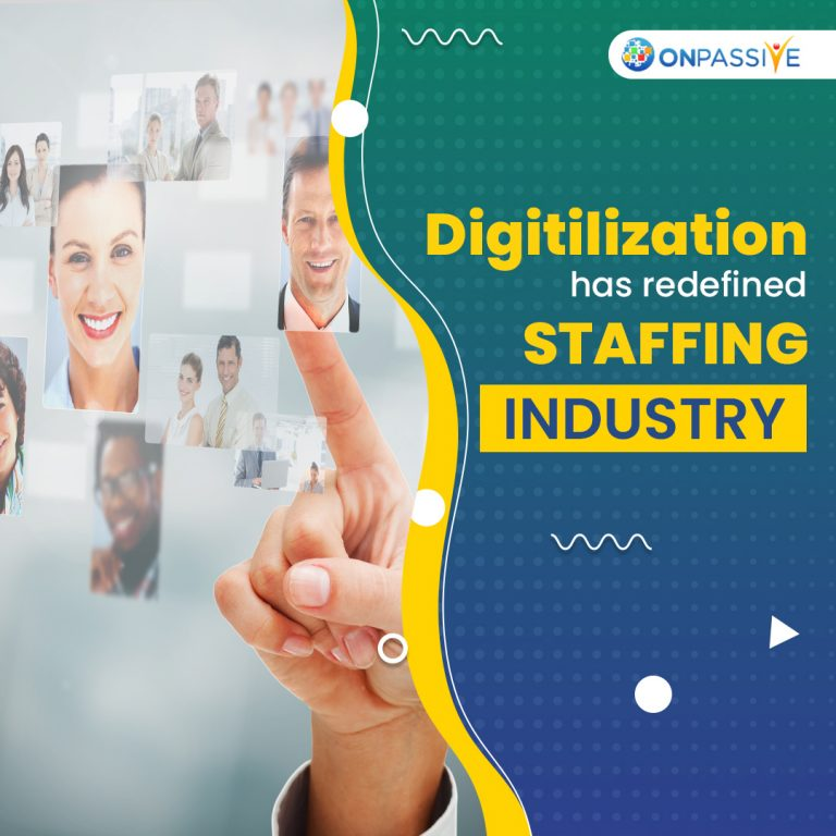 How is Modern Technology Reshaping the Staffing Industry?