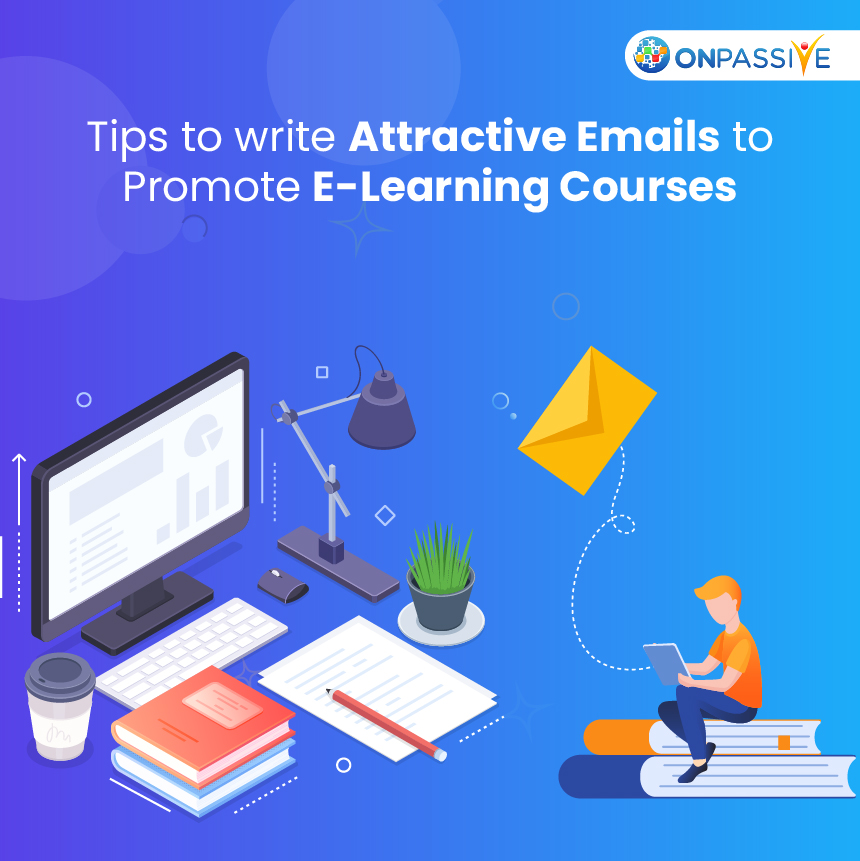 How to promote your latest E-learning courses with Email Marketing
