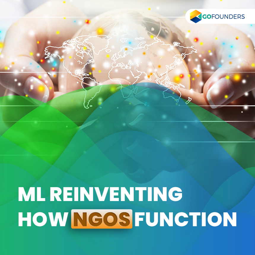 Various Aspects of using ML in Non-Profit Organization