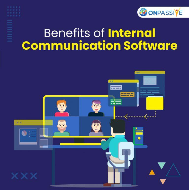 Internal communication software