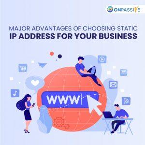 Static IP Address