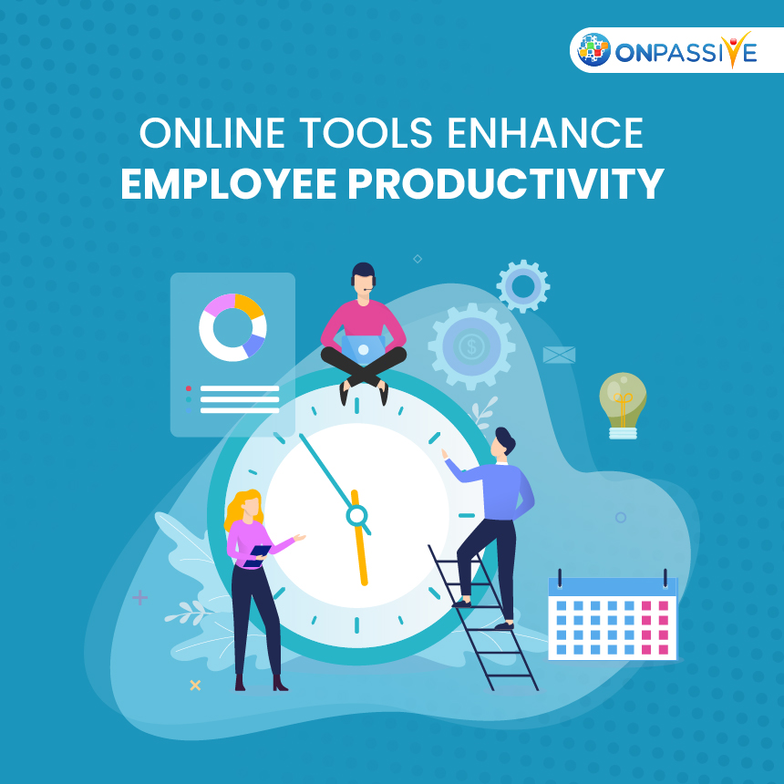 How to Increase Employee Productivity with Online Tools