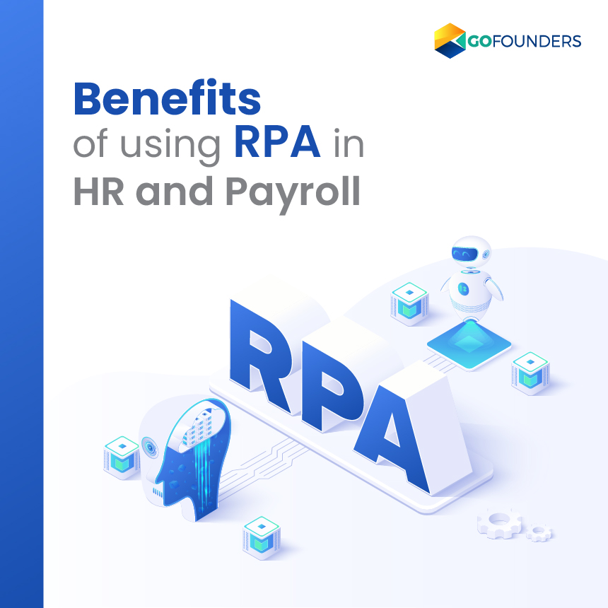 Streamline HR Activities at Your Organization with Robotic Process Automation