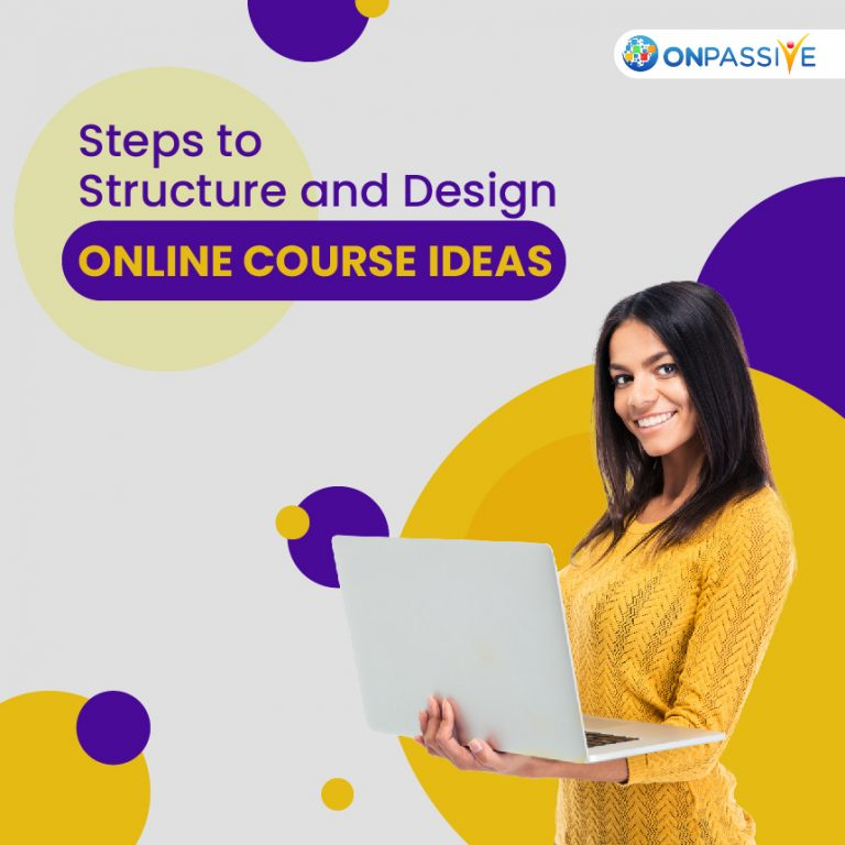 What are the Types of Online Courses and How to Outline your Course Ideas