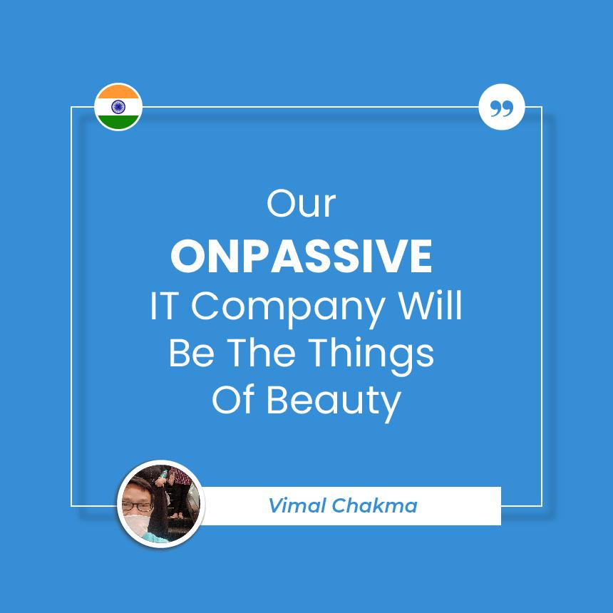 Onpassive it company