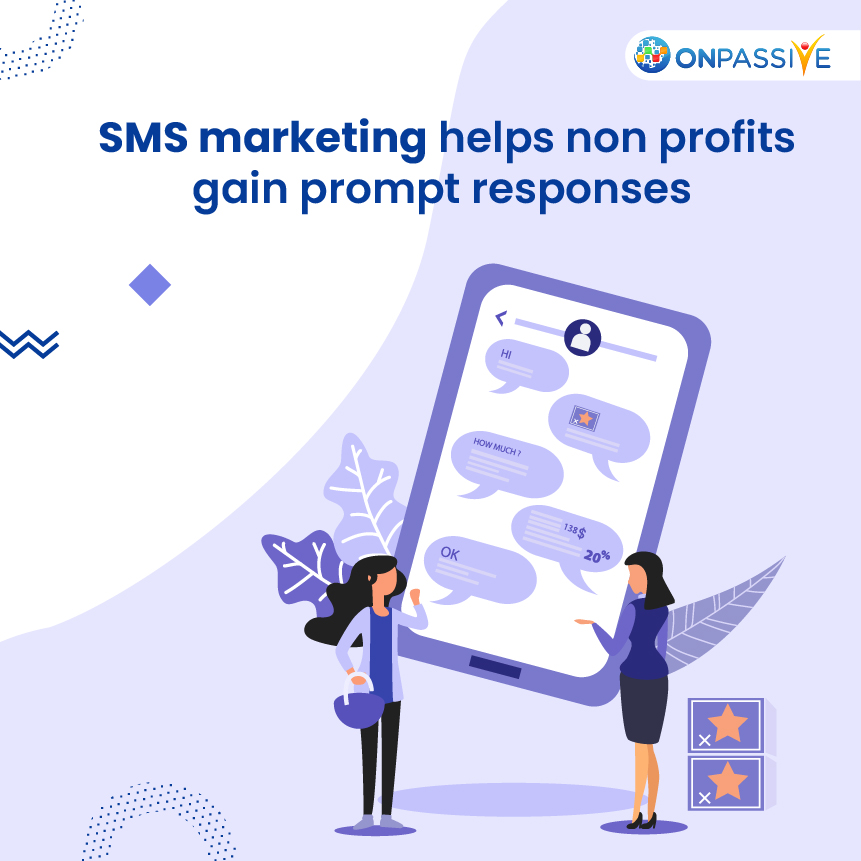 How to use SMS Marketing for Non Profits