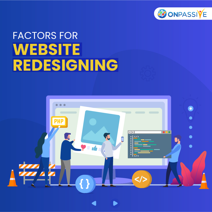 What are Essential Factors for Redesigning Websites?