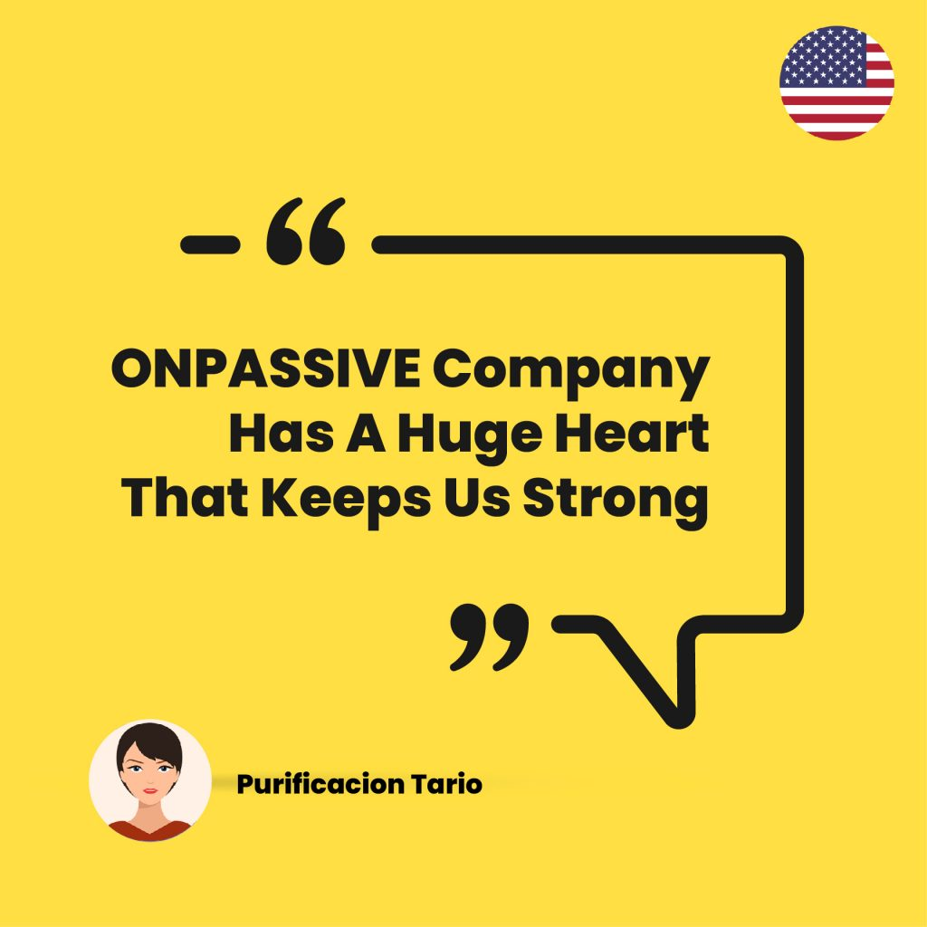 onpassive company