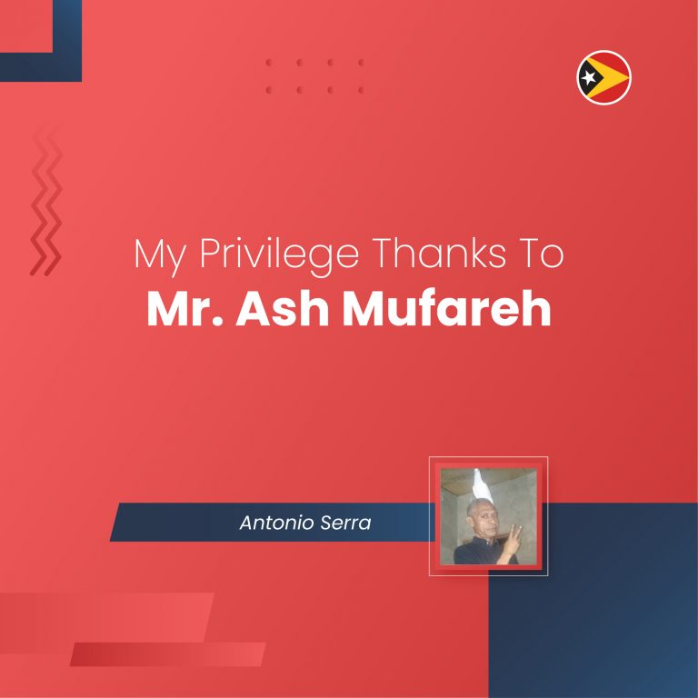 Good Evening… Morning… Afternoon ONPASSIVE Gofounders Worldwide. My Privilege Thanks To Mr. Ash Mufareh MIT, ONPASSIVE, CEO & Founder, Thank You, ONPASSIVE Founders…