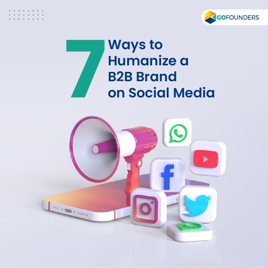 B2B Brand on Social Media