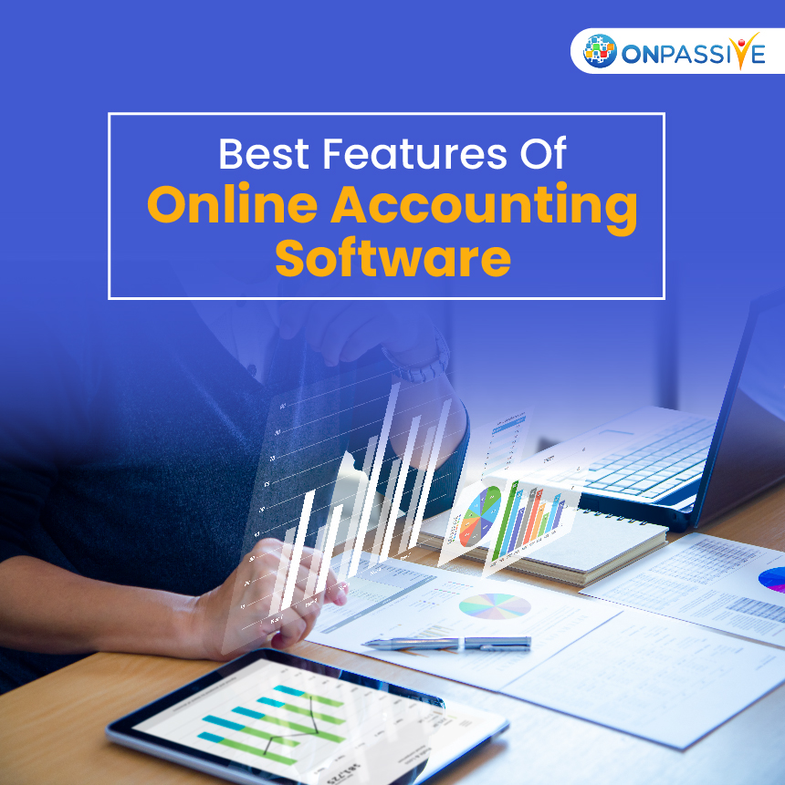 Graphics Title Best Features Of Online Accounting Software