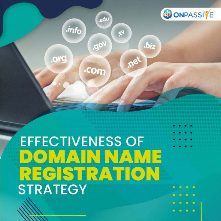 Domain Name Registration Strategy Prove Effective