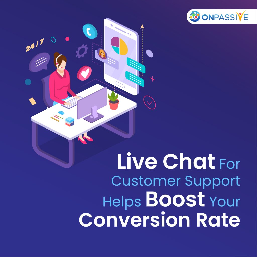 Live chat is a great way for businesses to build long-term relationships with customers because When customers feel valued they tend to return to your businesses.