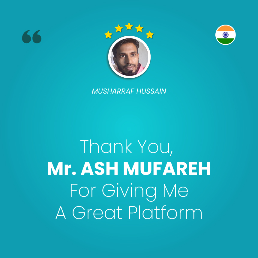 All ONPASSIVE founders, we are the really lucky persons to join ONPASSIVE. I am very happy to celebrate having 300000 founders today. I am very happy.