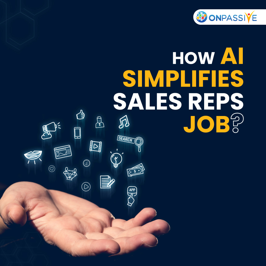 Sales Reps with AI